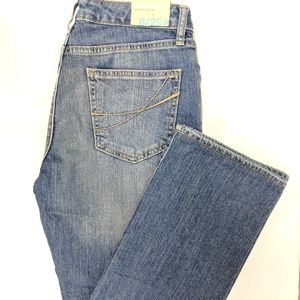 GAP Denim Curvy Straight Jeans